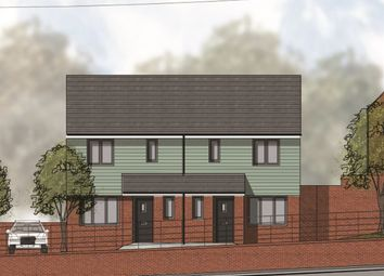 "Thumbnail 3 bed terraced house for sale in ""The Hanbury"" at Saltwells Lane, Dudley"