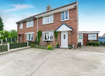 Thumbnail 3 bed semi-detached house for sale in Burbage Road, Staveley, Chesterfield
