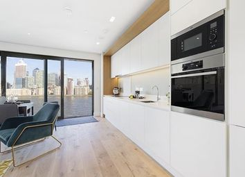 Thumbnail 2 bed flat for sale in 9.02 New Pier Wharf, Odessa Street, London
