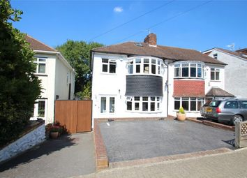 Thumbnail 3 bed semi-detached house for sale in Copthorne Avenue, Bromley, Kent
