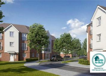 Thumbnail 2 bed flat for sale in The Village, London Road, Buntingford, Hertfordshire
