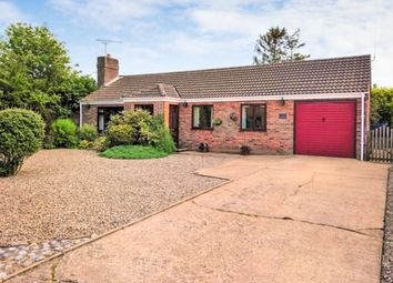 Thumbnail 3 bed detached bungalow for sale in Barnfield Close, Hickling, Norwich
