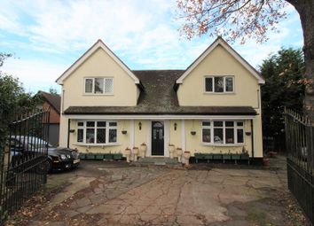 Thumbnail 4 bed detached house for sale in Enfield Road, Enfield