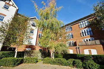 Thumbnail 1 bed flat to rent in Woodfield Lodge, Woodfield Road, Northgate
