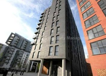 Thumbnail 2 bed flat to rent in Riley Building, Lowry Wharf, Derwent Street, Salford