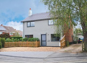 Thumbnail 3 bed semi-detached house to rent in Brockenhurst, Hampshire