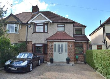 Thumbnail 3 bed semi-detached house to rent in Garston Crescent, Watford