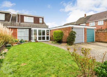 Thumbnail 3 bed property for sale in Limmer Avenue, Dickleburgh, Diss