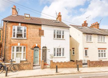 Thumbnail 3 bed semi-detached house for sale in Bernard Street, St. Albans, Hertfordshire
