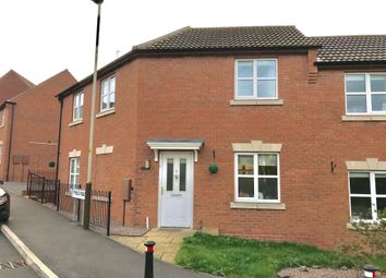 Thumbnail 3 bed semi-detached house for sale in Timble Road, Hamilton, Leicester