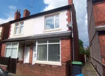 Thumbnail 2 bed semi-detached house to rent in Clumber Street, Kirkby-In-Ashfield, Nottingham