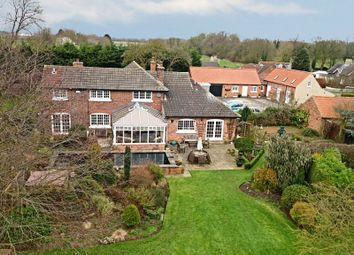 Thumbnail 5 bedroom detached house for sale in Main Road, Wyton, Hull