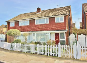 Thumbnail 3 bedroom semi-detached house for sale in St. Bartholomew Gardens, Outram Road, Southsea