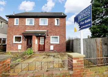 Thumbnail 2 bed semi-detached house for sale in County Park, Shrivenham Road, Swindon