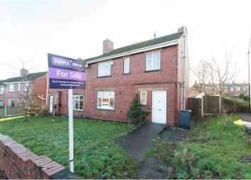 Thumbnail 3 bed semi-detached house for sale in Bluebell Avenue, Sheffield
