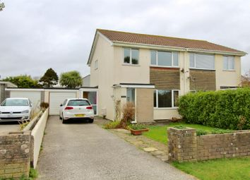 Thumbnail 3 bed semi-detached house for sale in Trenethick Avenue, Helston