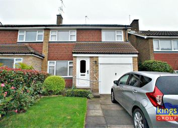 Thumbnail 3 bed semi-detached house for sale in Tudor Way, Waltham Abbey
