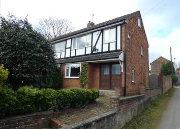 Thumbnail 3 bed semi-detached house for sale in Kirkgate, Waltham, Grimsby