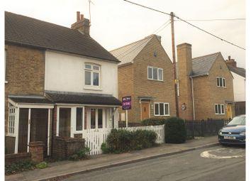Thumbnail 3 bed end terrace house for sale in Noahs Ark, Kemsing, Sevenoaks
