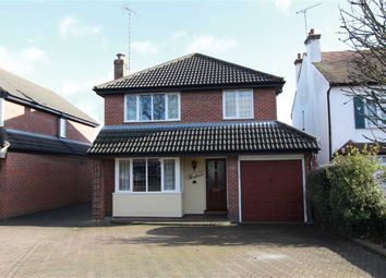 Thumbnail 4 bed detached house for sale in Main Road, Hawkwell, Essex