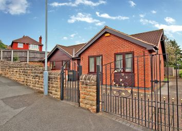 Thumbnail 3 bed detached bungalow for sale in Park Road, Woodthorpe, Nottingham