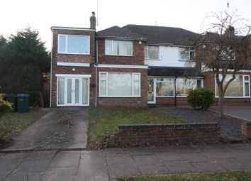 Thumbnail 5 bedroom property to rent in Tutbury Avenue, Canley, Coventry