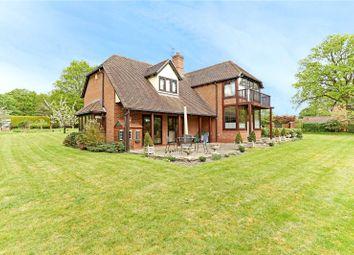Thumbnail Detached house for sale in Lower Sandhurst Road, Finchampstead, Wokingham, Berkshire