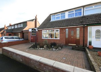 Thumbnail 3 bed semi-detached house for sale in Coppice Drive, Wigan