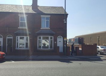 Thumbnail 3 bed end terrace house to rent in Bloxwich Road, Walsall, West Midlands