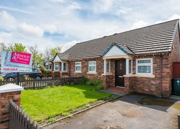 Thumbnail 2 bed semi-detached bungalow for sale in Lady Anne Close, Scarisbrick, Ormskirk