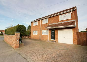 Thumbnail 4 bedroom detached house for sale in Hawthorne Avenue, Cheshunt, Waltham Cross