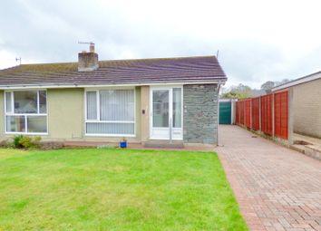Thumbnail 2 bed semi-detached bungalow for sale in Kent Park Avenue, Kendal, Cumbria