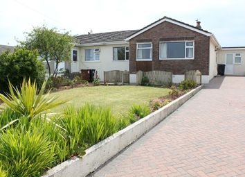 Thumbnail 3 bed semi-detached bungalow to rent in Eddystone Road, Down Thomas, Plymouth