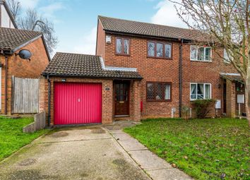 Thumbnail 3 bed semi-detached house for sale in Wildern Lane, Northampton