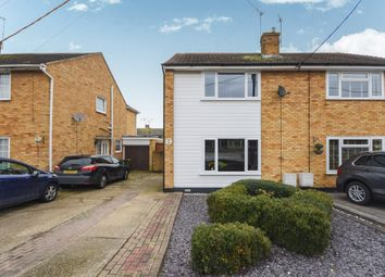 Thumbnail Semi-detached house for sale in The Drive, Hullbridge, Hockley