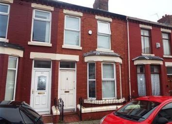 Thumbnail 3 bed terraced house for sale in Gwenfron Road, Liverpool, Merseyside