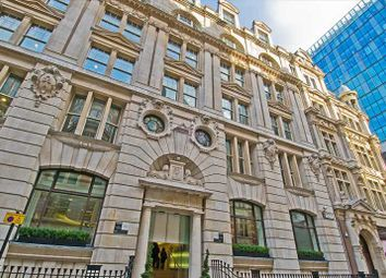 Thumbnail Serviced office to let in New Broad Street House, London