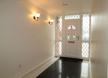 Thumbnail 3 bed terraced house to rent in Chequers Way, London