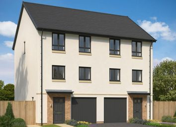 "Thumbnail 3 bedroom terraced house for sale in ""Turnberry"" at Gilmerton Station Road, Edinburgh"
