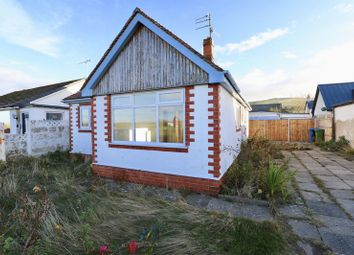Thumbnail 2 bed detached bungalow for sale in Marine Road East, Prestatyn
