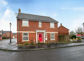 Thumbnail 4 bed detached house for sale in Dore Close, Yeovil