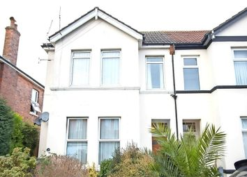 Thumbnail 2 bedroom flat for sale in Fortescue Road, Bournemouth, Dorset