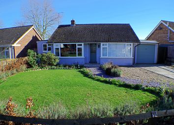 Thumbnail 3 bedroom detached bungalow for sale in Manor Road, Brandon