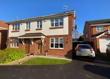 Thumbnail 3 bed semi-detached house for sale in James Drive, Hyde