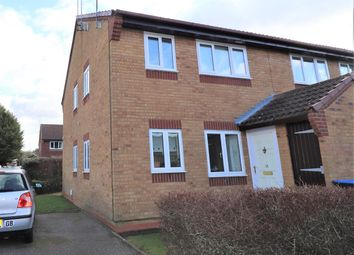 Thumbnail 1 bed maisonette for sale in Muncaster Gardens, Wootton, Northampton