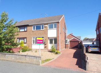 Thumbnail 3 bedroom semi-detached house to rent in Prestbury Avenue, Prenton