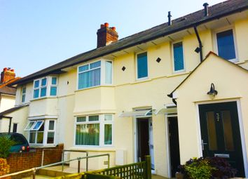 Thumbnail 1 bed terraced house to rent in Campbell Road, Oxford