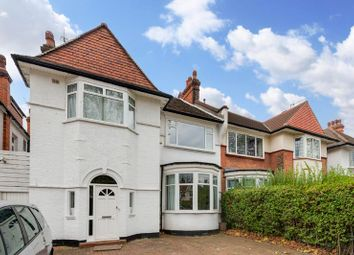 Thumbnail 4 bedroom semi-detached house for sale in The Avenue, Brondesbury NW6, Brondesbury,