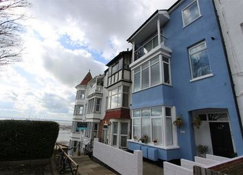Thumbnail 2 bed flat for sale in San Remo Parade, Westcliff-On-Sea, Essex