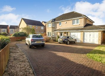 Thumbnail 5 bed detached house for sale in Cursiter Court, Larbert